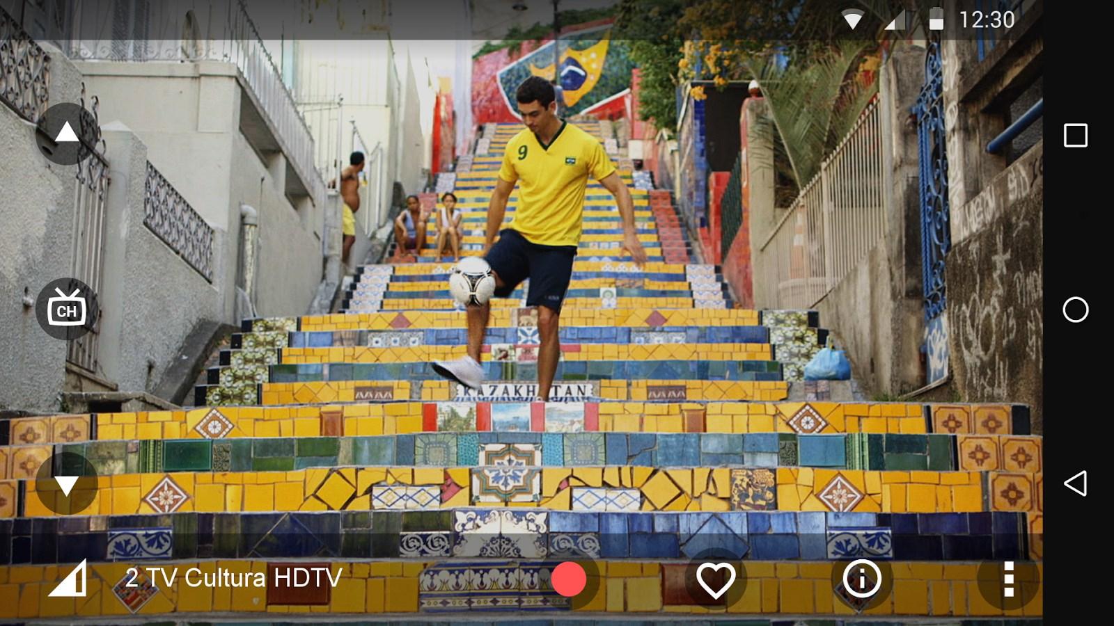 TV digital - Imagem 1 do software