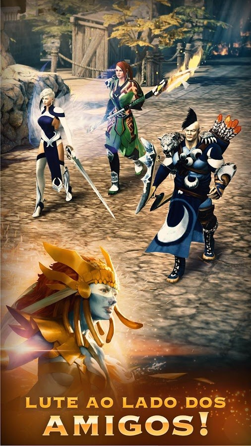 Sacred Legends - Imagem 2 do software