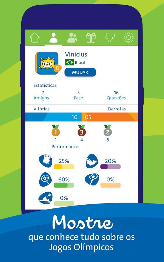 Rio 2016: Quiz - Imagem 2 do software