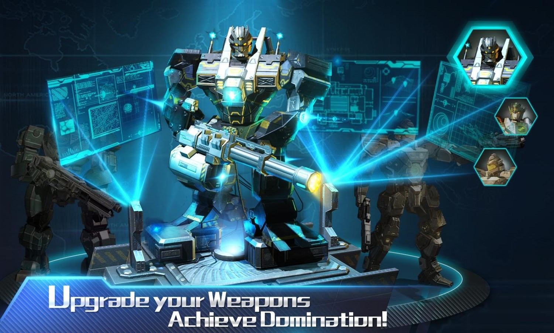 TechnoStrike - Imagem 3 do software