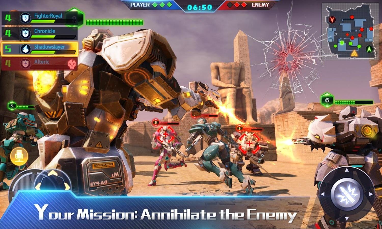 TechnoStrike - Imagem 1 do software