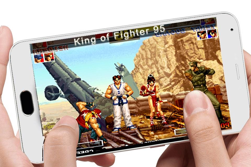 KungFu Karate Fighter 95 - Imagem 1 do software