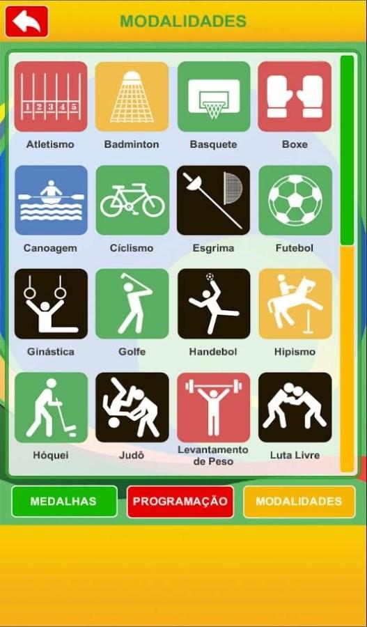 Tabela Jogos 2016 - Imagem 2 do software