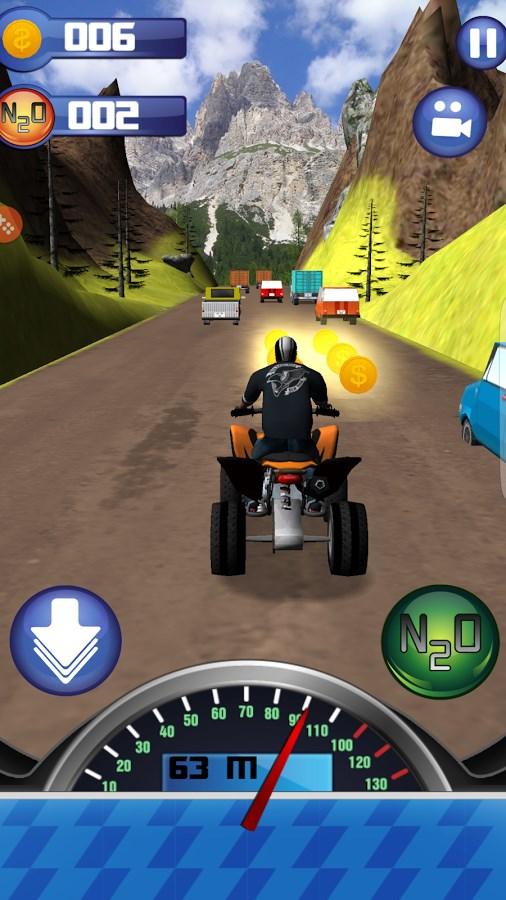 Endless Quad ATV - Imagem 1 do software