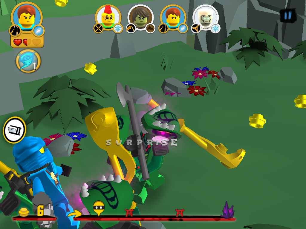 LEGO Ninjago WU-CRU - Imagem 3 do software
