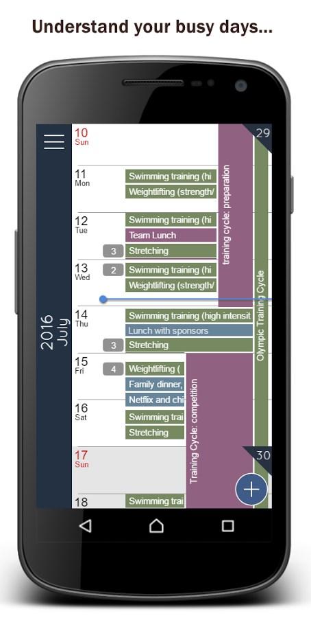 OneView Calendar - Imagem 1 do software