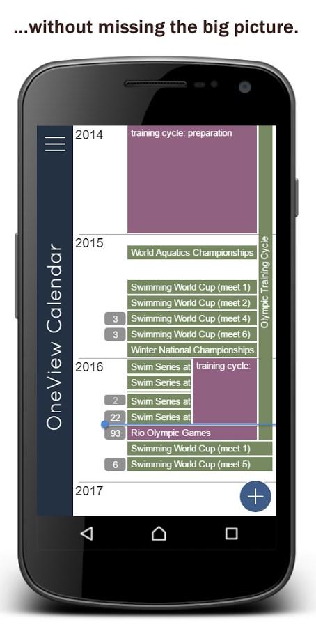OneView Calendar - Imagem 2 do software