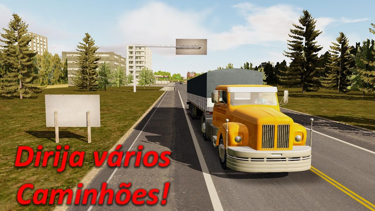 Heavy Truck Simulator - Imagem 1 do software