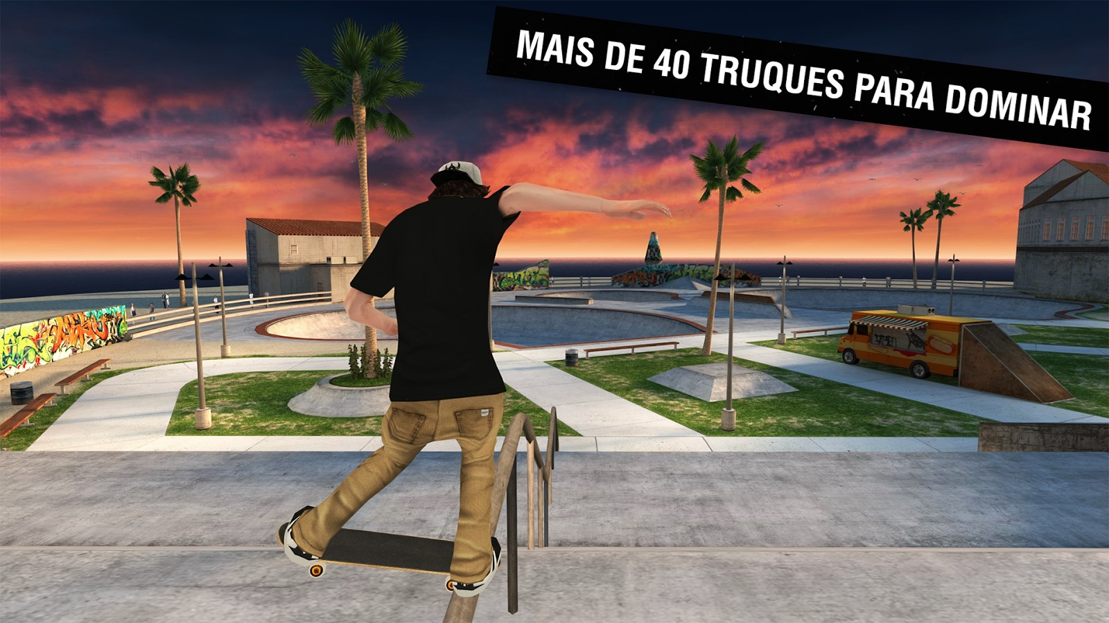 Skateboard Party 3 ft. Greg Lutzka - Imagem 1 do software