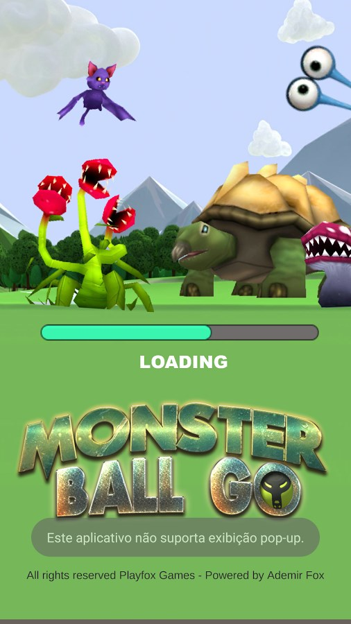 Monster Ball GO - Imagem 1 do software