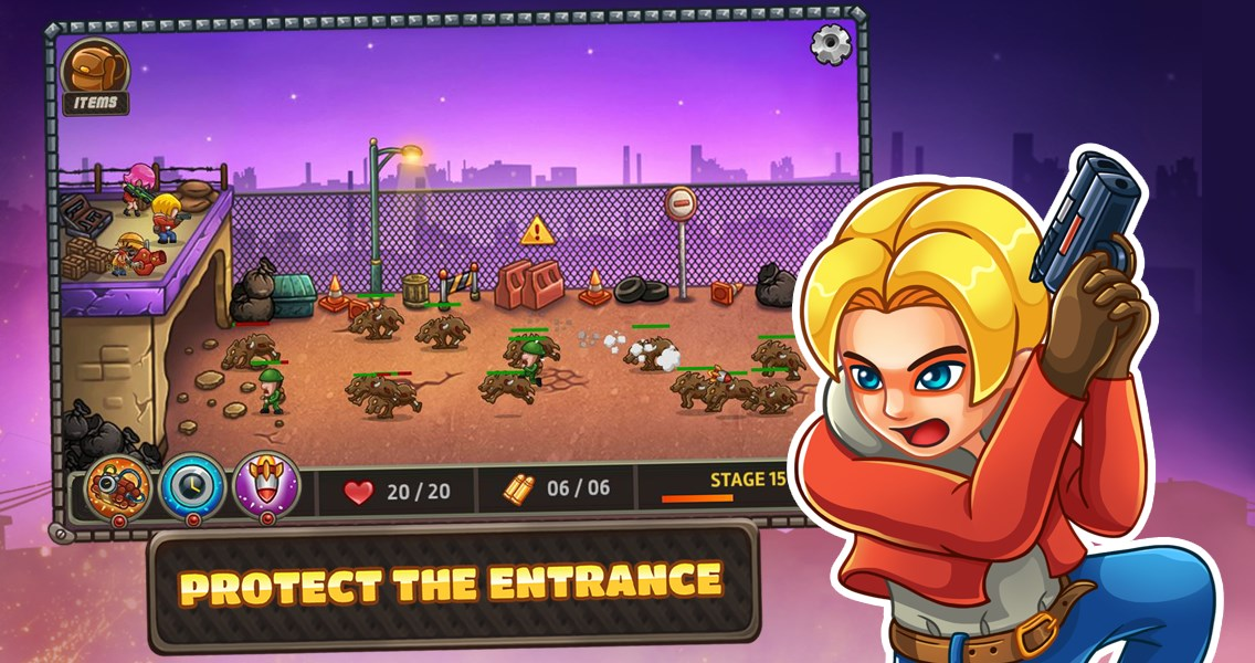 Zombo Buster Rising - Imagem 1 do software