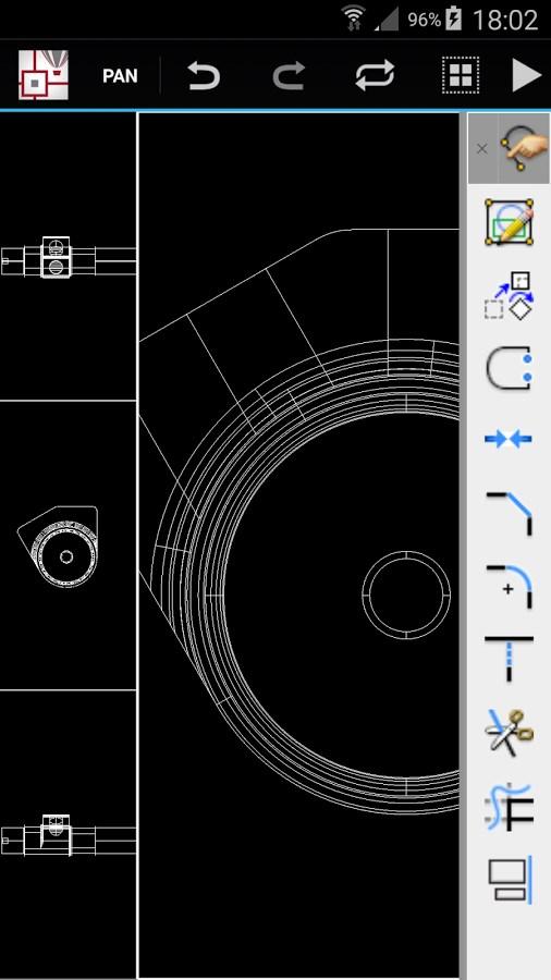 CorelCAD Mobile - Imagem 2 do software