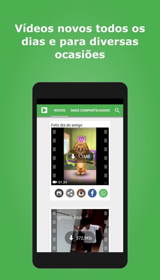 Vídeos para WhatsApp - Imagem 1 do software