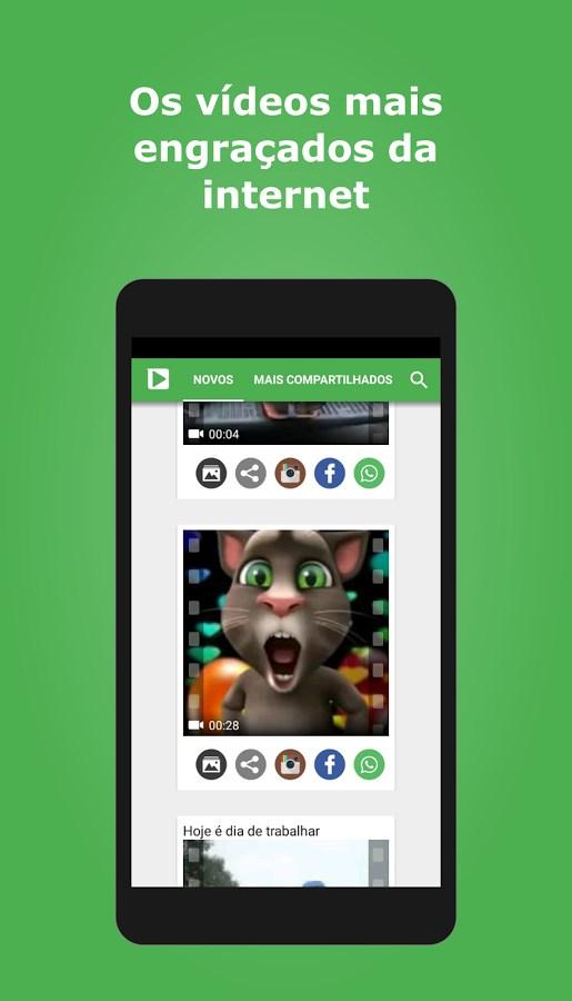 Vídeos para WhatsApp - Imagem 2 do software