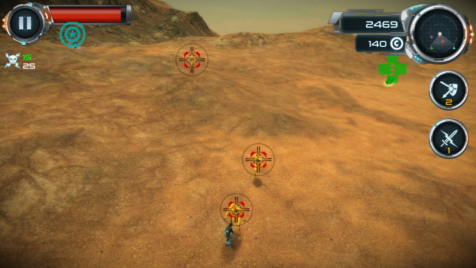 Mars Rush - Imagem 1 do software