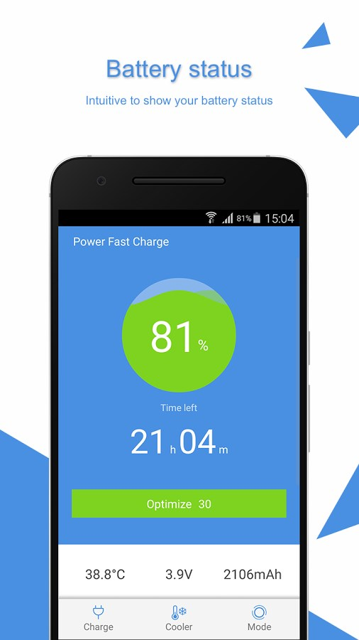 Power Fast Charge - Imagem 1 do software