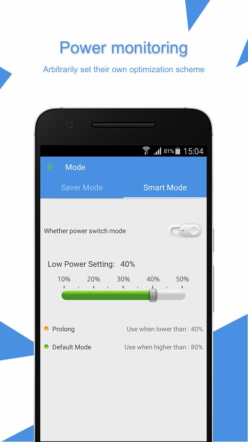 Power Fast Charge - Imagem 2 do software
