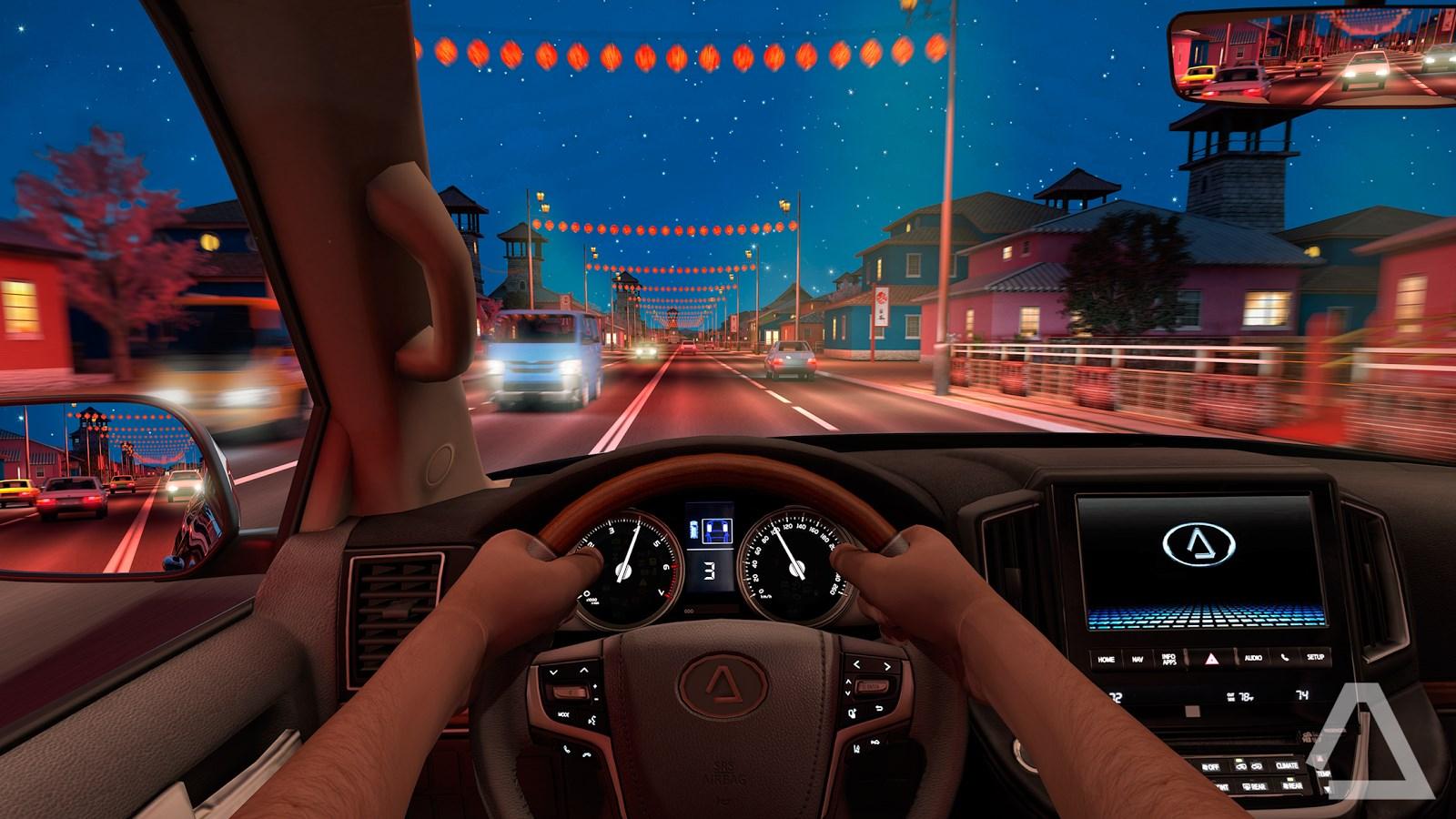 Driving Zone: Japan - Imagem 2 do software