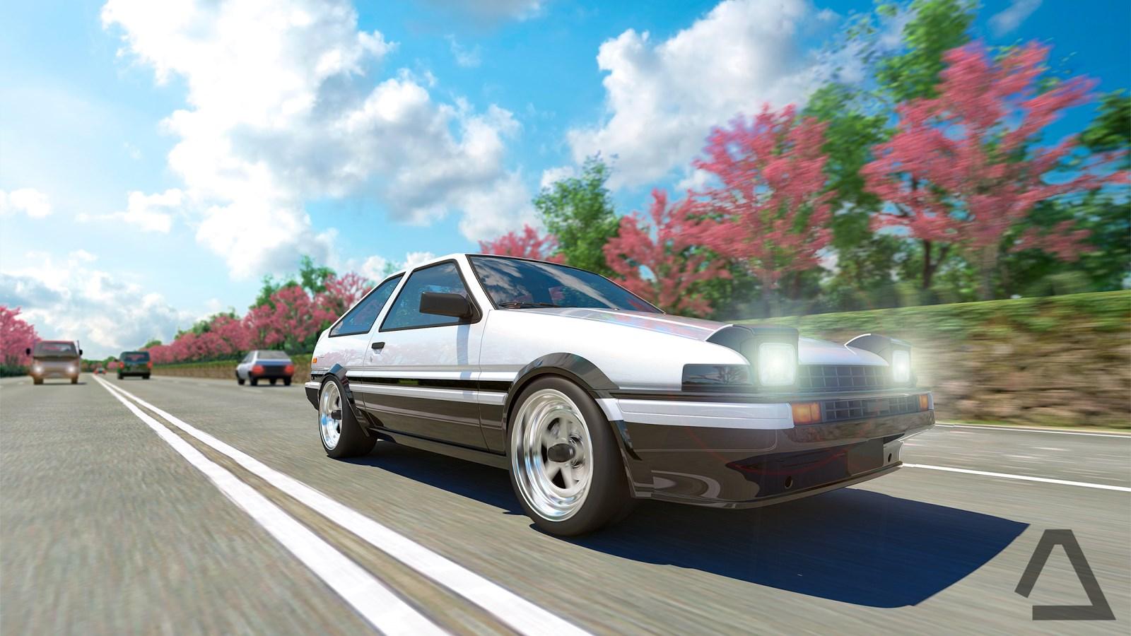 Driving Zone: Japan - Imagem 3 do software