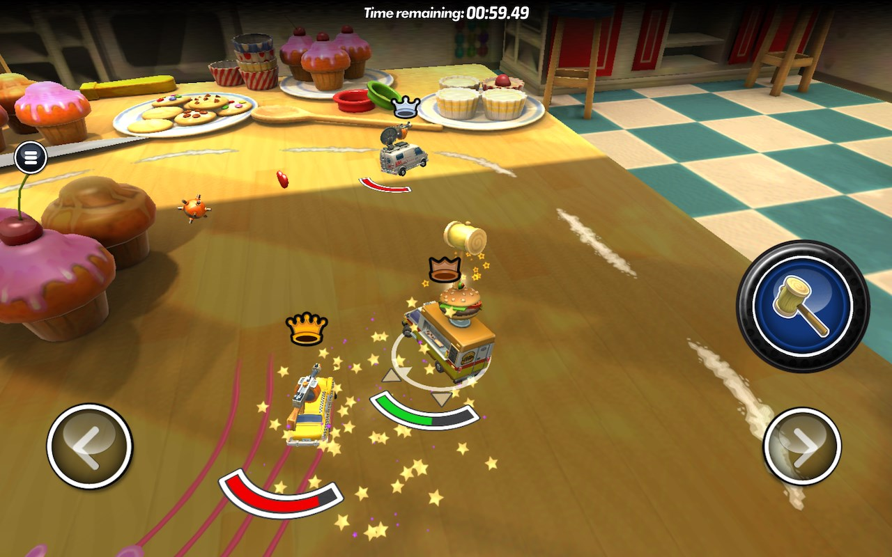 Micro Machines - Imagem 1 do software