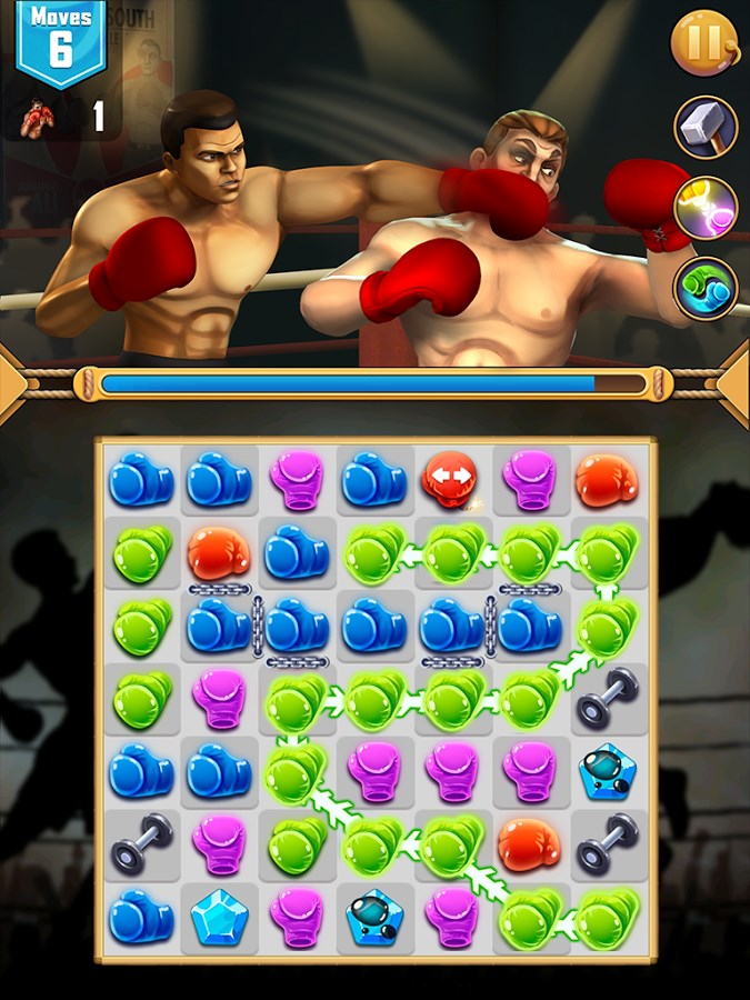 Muhammad Ali: Puzzle King - Imagem 1 do software