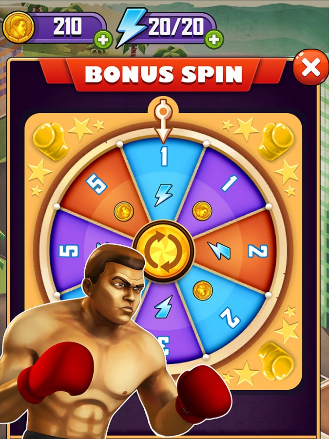 Muhammad Ali: Puzzle King - Imagem 4 do software