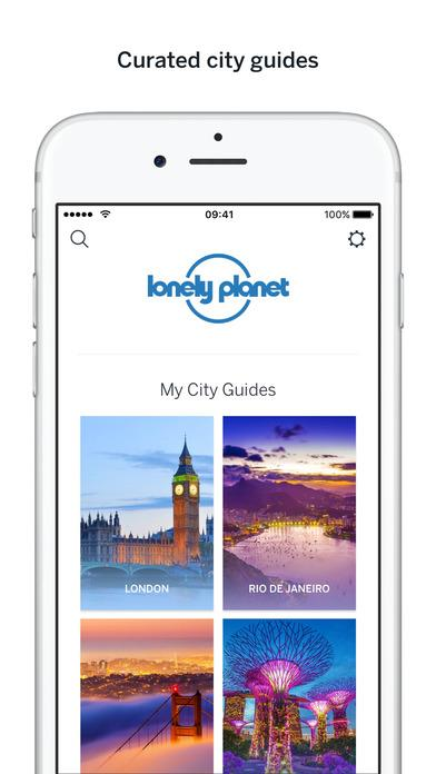 Guides by Lonely Planet - Imagem 1 do software
