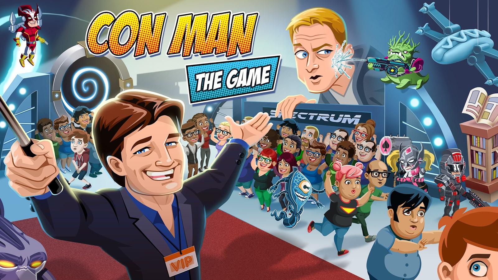 Con Man: The Game - Imagem 1 do software