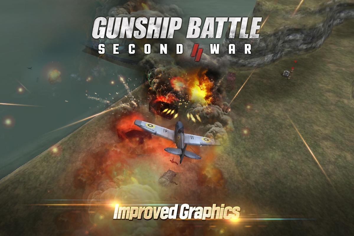 GUNSHIP BATTLE: SECOND WAR - Imagem 1 do software