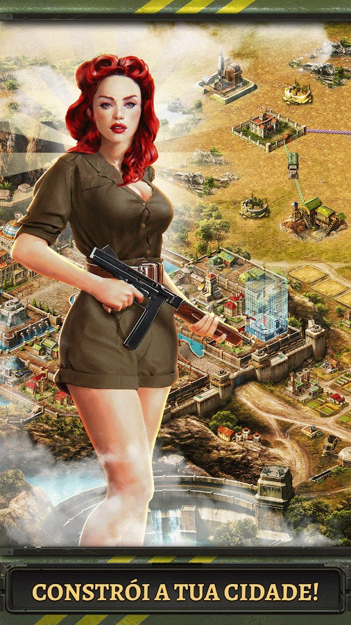 World at War: WW2 Strategy MMO - Imagem 1 do software