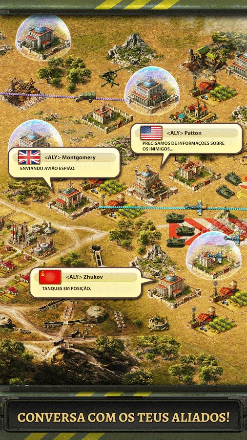 World at War: WW2 Strategy MMO - Imagem 2 do software