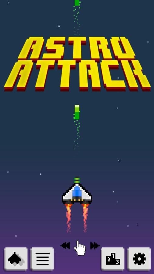 Astro Attack - Imagem 1 do software