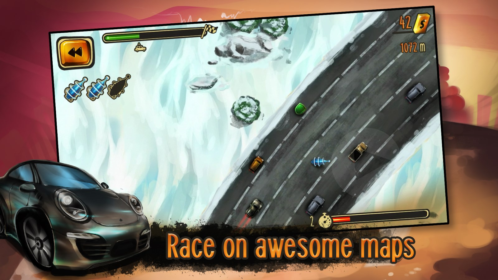 Adrenaline Racing - Imagem 1 do software