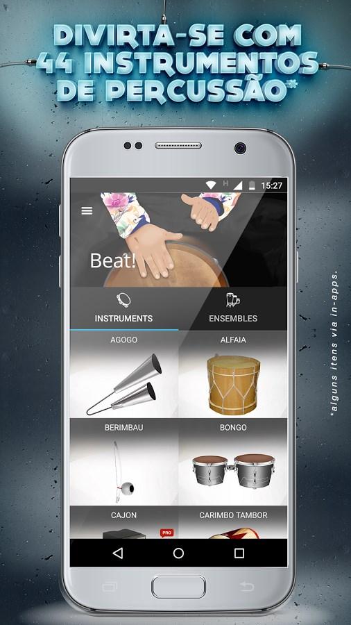 Beat! Percussion Fever - Imagem 1 do software