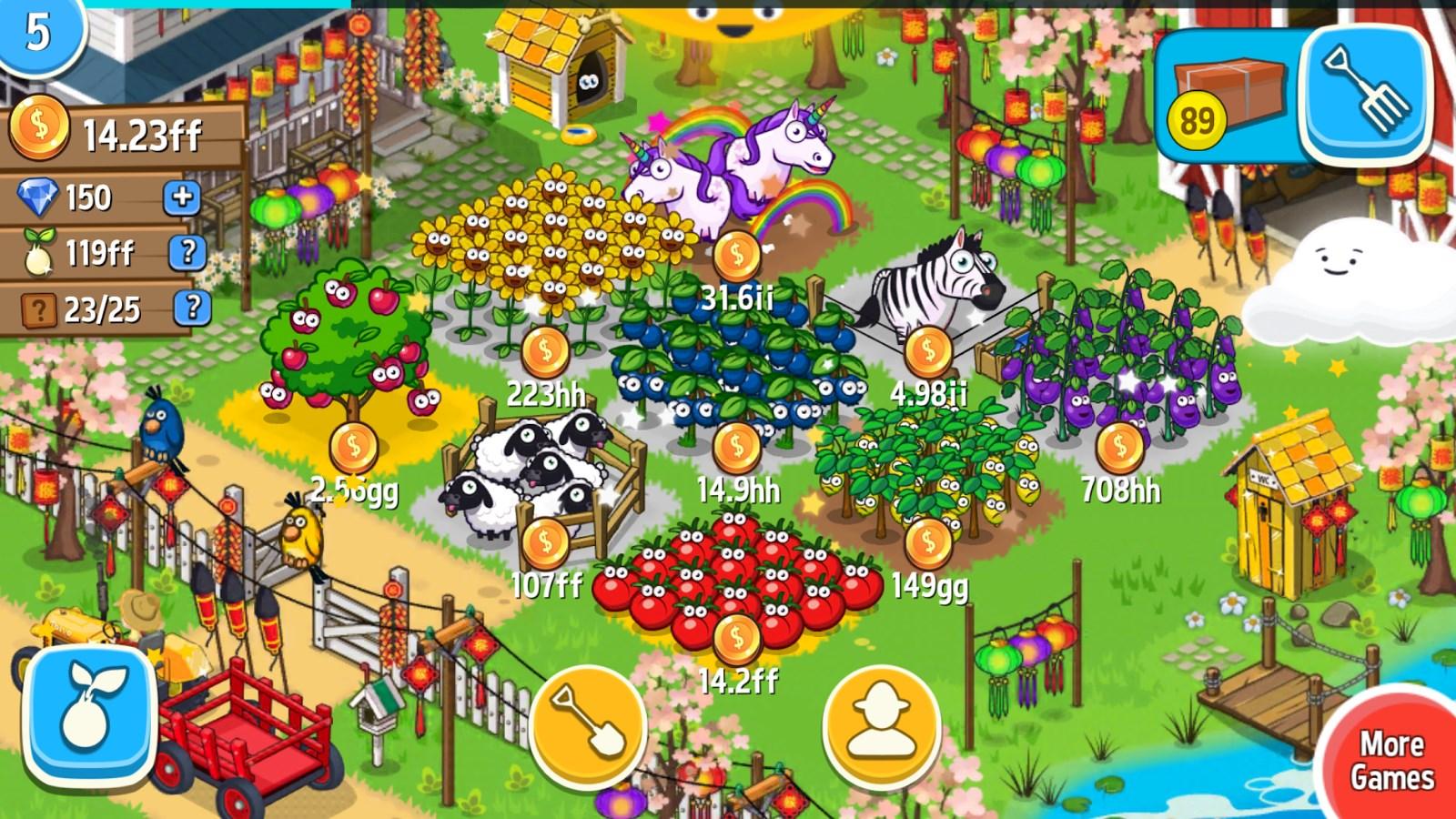 Farm Away! - Idle Farming - Imagem 1 do software