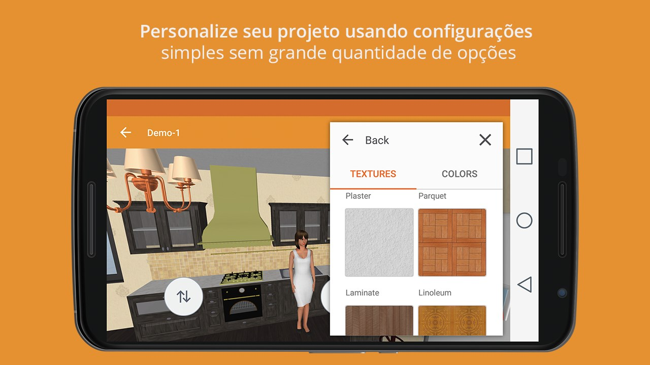 Design de Cozinha - Imagem 2 do software