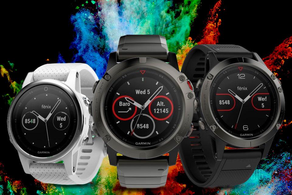 84a41ea19f3 Smartwatch Fenix 5 da Garmin traz navegação por satélite em design compacto  - TecMundo