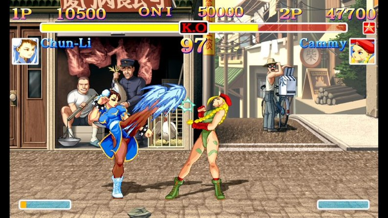 Round 1, fight! Switch terá pancadaria de Ultra Street Fighter 2 [vídeo]