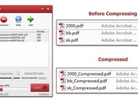 compress pdf to word online