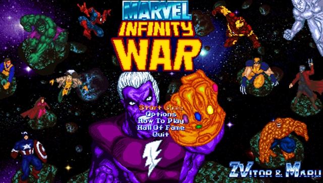 Marvel Infinity War - Imagem 1 do software