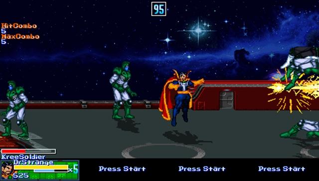 Marvel Infinity War - Imagem 2 do software