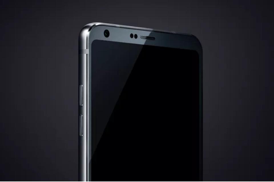 4799b319c9 Esta é a primeira imagem oficial do novo LG G6