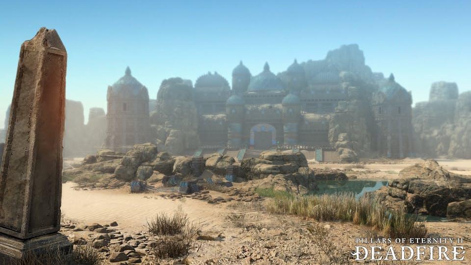 Pillars of Eternity II: Deadfire surge com a promessa de cidades vivas