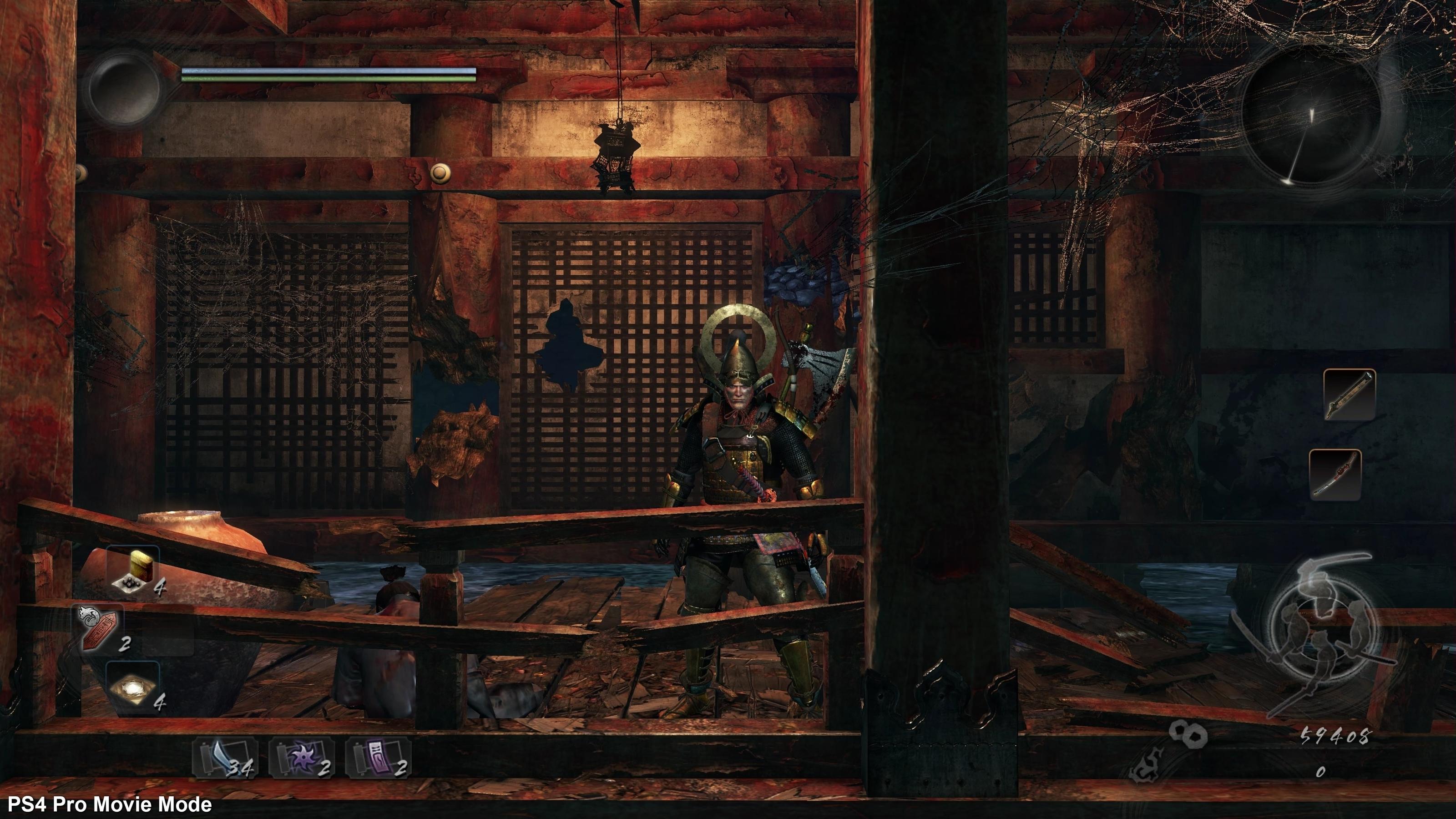 PS4 Pro vs PS4: como Nioh é executado em cada uma das máquinas