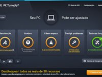 Imagem 1 do AVG PC Tuneup