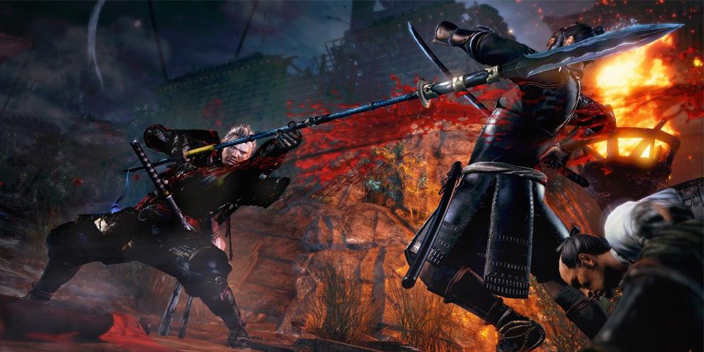 PS4 Pro vs PS4: como Nioh é executado em cada uma das