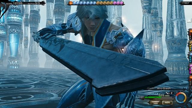 Mobius Final Fantasy - Imagem 3 do software