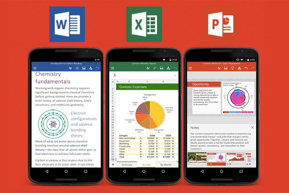450195fc28d Agora você já pode ver arquivos PDF com o Office para Android