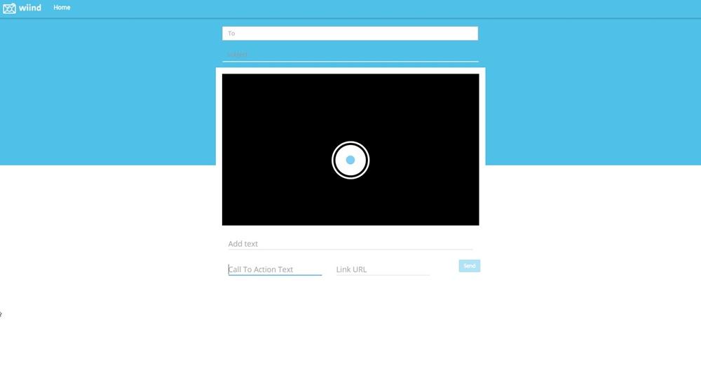 Wiind - Imagem 1 do software