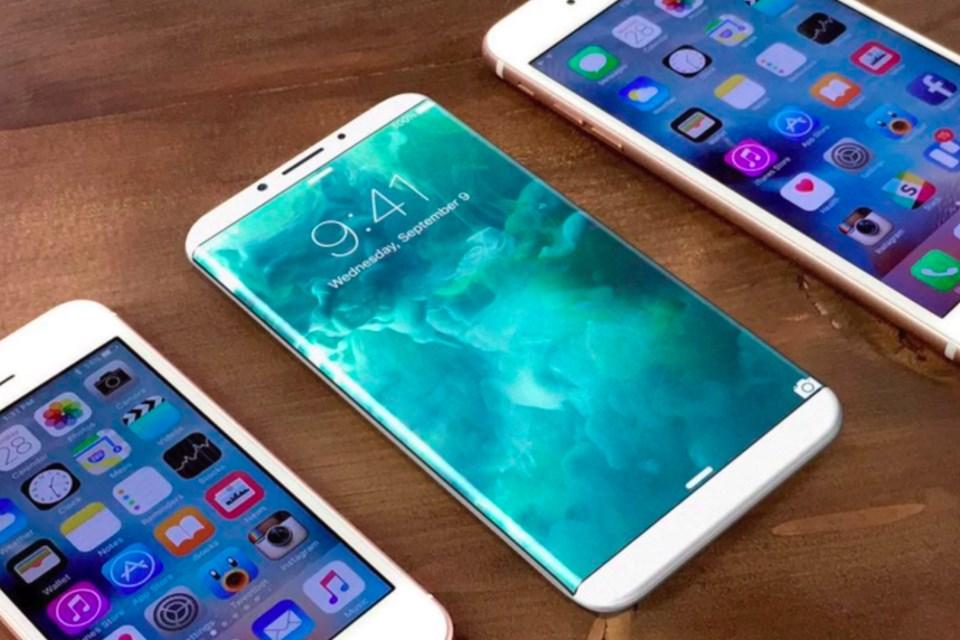 d77e9ff79 iPhone 8 pode ter câmera frontal com sensor de profundidade